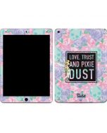 Tinker Bell Love Trust and Pixie Dust Apple iPad Air Skin