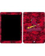 St Louis Cardinals Digi Camo Apple iPad Air Skin