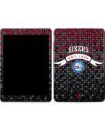 Philadelphia 76ers Pixels Apple iPad Air Skin