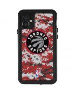 Toronto Raptors Digi iPhone 11 Waterproof Case