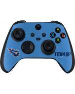 Tennessee Titans Team Motto Xbox Series X Controller Skin