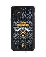 Denver Nuggets Digi iPhone 11 Waterproof Case