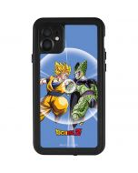 Dragon Ball Z Goku & Cell iPhone 11 Waterproof Case