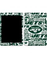 New York Jets White Blast Apple iPad Air Skin
