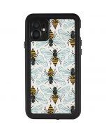 Honey Bee iPhone 11 Waterproof Case