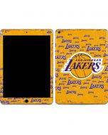 Los Angeles Lakers Blast Apple iPad Air Skin