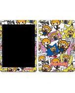 Aggretsuko Blast Apple iPad Air Skin