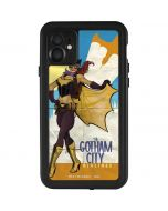 Batgirl- Fly Gotham City Airlines iPhone 11 Waterproof Case