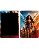 Wonder Woman Unconquerable Warrior Apple iPad Air Skin
