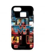 Wonder Woman Neon iPhone 8 Pro Case