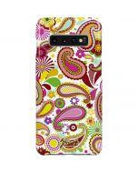70s Paisley Galaxy S10 Plus Lite Case