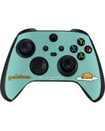 Lazy Gudetama Xbox Series X Controller Skin