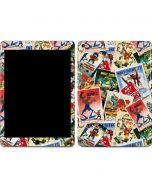 Retro Goofy Stamps Apple iPad Air Skin