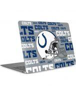 Indianapolis Colts - Blast Apple MacBook Air Skin