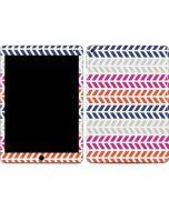Striped Chevron Apple iPad Air Skin