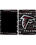 Atlanta Falcons Black Blast Apple iPad Air Skin
