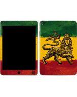 The Lion of Judah Rasta Flag Apple iPad Air Skin