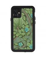 Forget-Me-Nots by William Morris iPhone 11 Waterproof Case