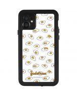 Gudetama Egg Pattern iPhone 11 Waterproof Case
