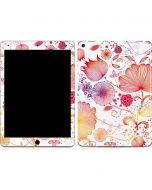 Elegant Flowers Apple iPad Air Skin