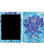 Blue Lotus Apple iPad Air Skin