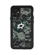 Dallas Stars Camo iPhone 11 Waterproof Case