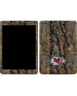 Kansas City Chiefs Realtree AP Camo Apple iPad Air Skin