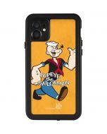 Popeye Pipe iPhone 11 Waterproof Case