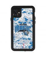 Orlando Magic Digi Camo iPhone 11 Waterproof Case