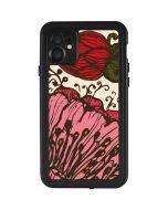 Rose Bud Floral iPhone 11 Waterproof Case