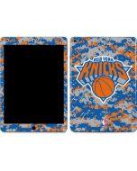 New York Knicks Digi Camo Apple iPad Air Skin