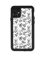Looney Tunes Big Head Pattern iPhone 11 Waterproof Case