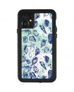 Sea Shell Variety iPhone 11 Waterproof Case