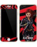 Black Widow Geometric iPhone 6/6s Skin