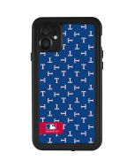 Texas Rangers Full Count iPhone 11 Waterproof Case