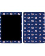 New York Giants Blitz Series Apple iPad Air Skin
