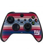 New York Giants Trailblazer Xbox Series X Controller Skin