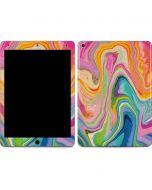 Rainbow Marble Apple iPad Air Skin