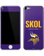 Minnesota Vikings Team Motto Apple iPod Skin