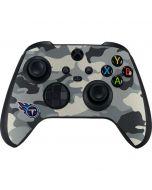 Tennessee Titans Camo Xbox Series X Controller Skin