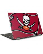 Tampa Bay Buccaneers Large Logo Dell XPS Skin