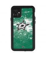 Dallas Stars Frozen iPhone 11 Waterproof Case