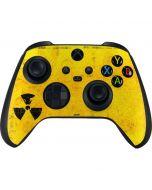 Radioactivity Large Xbox Series X Controller Skin