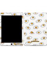 Gudetama Egg Pattern Apple iPad Air Skin