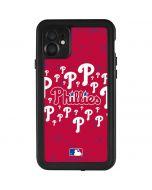 Philadephia Phillies Blast iPhone 11 Waterproof Case