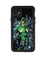 Green Lantern and Villains iPhone 11 Waterproof Case