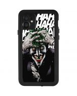 The Joker Insanity iPhone 11 Waterproof Case