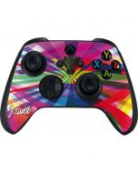 Double Rainbow Xbox Series X Controller Skin