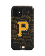 Pittsburgh Pirates - Cap Logo Blast iPhone 12 Case