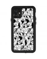 Bugs Bunny Super Sized Pattern iPhone 11 Waterproof Case